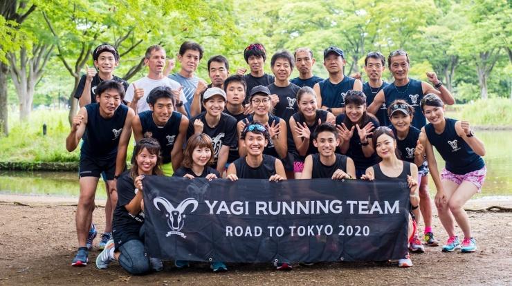 YAGI RUNNING TEAM会員