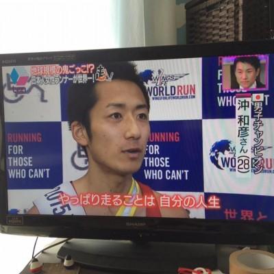自分に勝つためのマラソン力を養うマラソン グループ指導@富山城跡公園