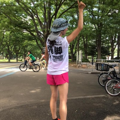 駒沢公園チリリン広場付近