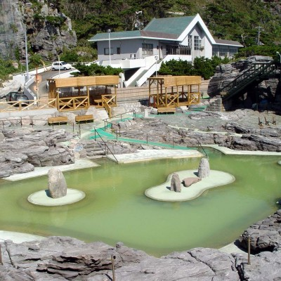 神津島(温泉保養センター)
