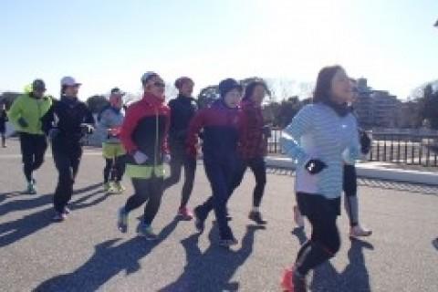 【東京】30KチャレンジRUN in駒沢公園