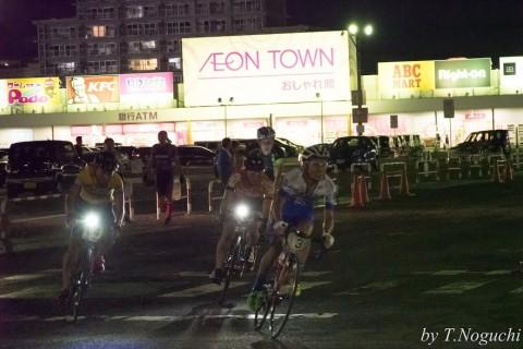 イオンタウン自転車レース&3X3(バスケ)