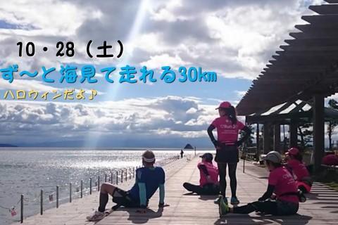第4回 ず~と海見て走れる30km、瀬戸内『とびしま海道』 下蒲刈2周ランランラン♪