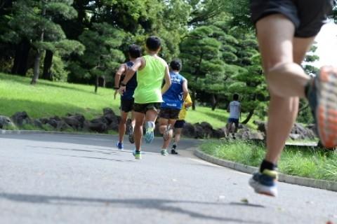 4/1(日)坂道インターバル走@yoyogipark