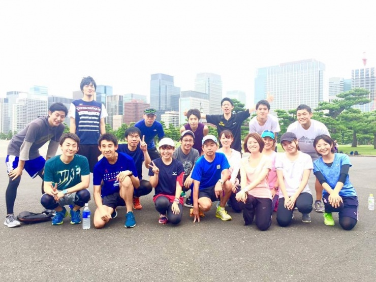 9/16 Morning Running Club