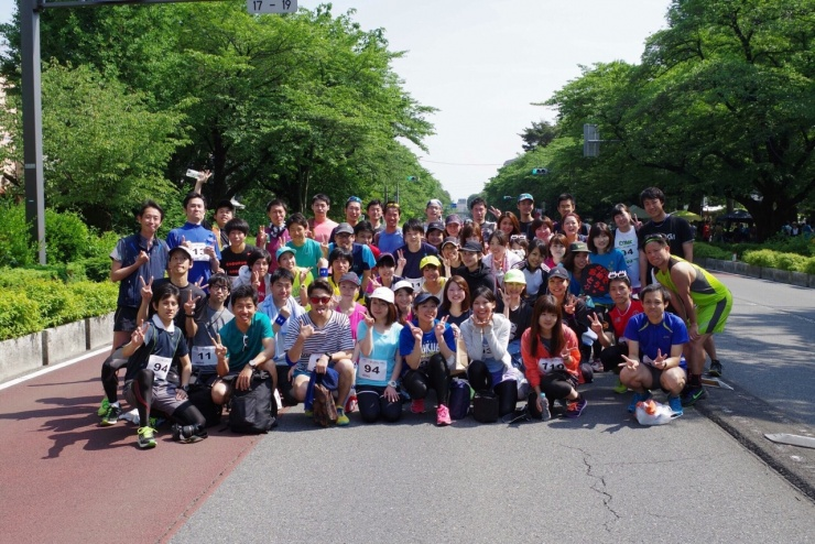 『Tokyo MxMxM Runners』ランニングサークル 練習会体験参加