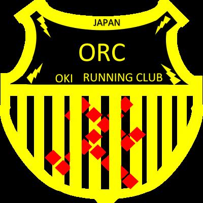 ランニングクラブの ロゴです。 2016年からスタートした関西を拠点とするクラブです。