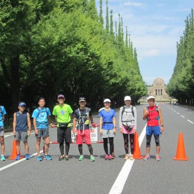 【体育の日】記録更新が叶う!新宿、神宮外苑、新国立競技場、広尾、代官山、駒場を巡る31km~5km