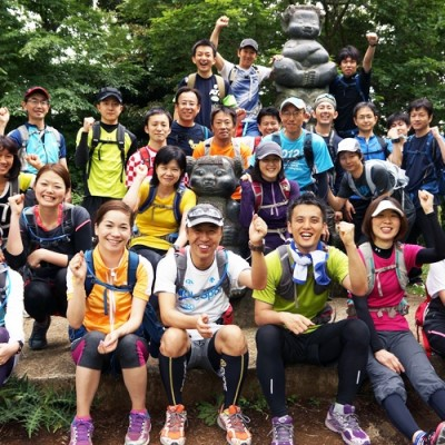 トレイルラン&温泉でリフレッシュ!/入門者向けトレイルランニングツアー(神奈川県)