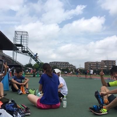 練習風景in大和スポーツセンター