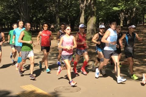 【10月度】マラソンシーズンに向けた30km走