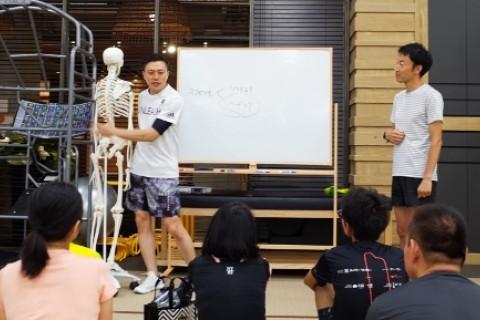 9月【R-body project×木下裕美子、大角重人ランニングクリニック】