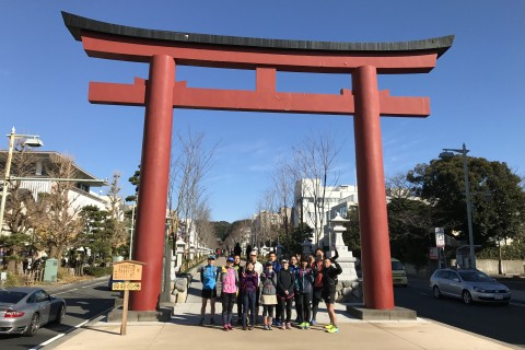 【初開催】カマロゲ12/10 鎌倉でロゲイニング!