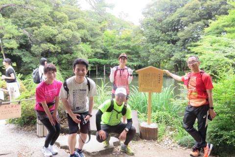 [JoyRun☆878th ]ランで旅する〈伝説を聴きながらお散歩・心の道を楽しむ〉
