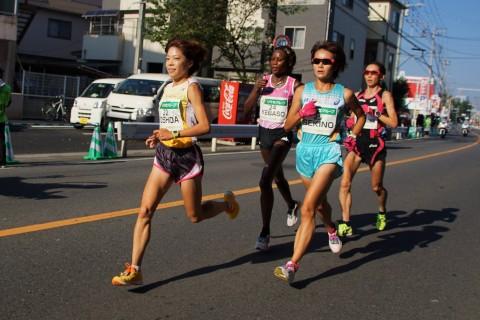 Wingle【さいたま国際マラソン新コース試走会】( ^ ^ )/■