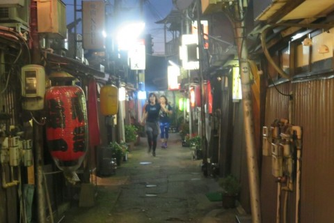 [JoyRun☆877th]ランで旅する<金沢ナイトラン・秋の夜のライトアップな街>