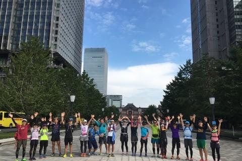 ★逆もまた真発見! 東京都心ロード マラソンコース逆走32.195km