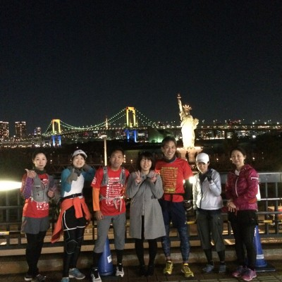 [JoyRun☆ 891st]大人の遠足「Xmasイルミ一番乗り!」ジョイラン