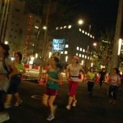 【東京】イルミネーション・シティラン「イルミネーションを観に行こう!」(約7キロ)