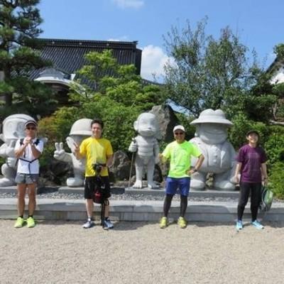 [JoyRun☆883th]RUNで旅する<高岡 漫画家・藤子F不二雄の世界と国宝瑞龍寺>