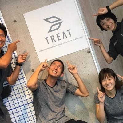 TREAT×Green Field 合同企画 トレーニング&トレイルランセッション