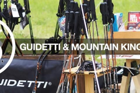GUIDETTI &MOUNTAIN KING ポール講習(15日)