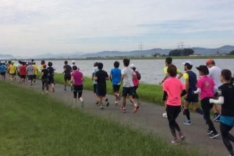 第18回遠賀川さわやかマラソン~ がんばれ熊本!チャリティイベント~