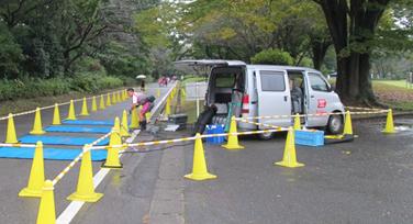 マラソン大会計測スタッフ研修(栃木・福島エリア)