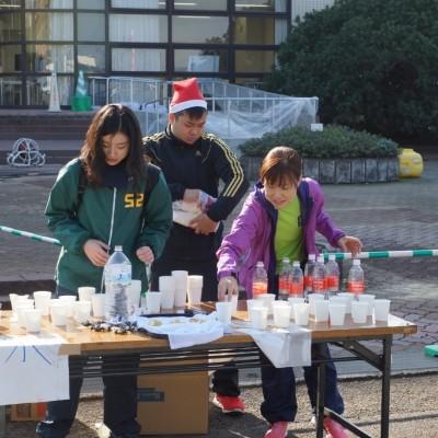 佐賀大学本庄キャンパスジョキング大会 ボランティア