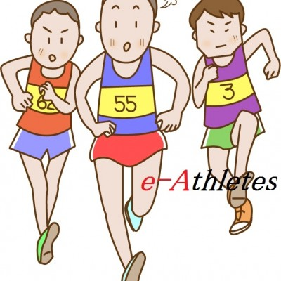 【e-Athletes】マラソ...