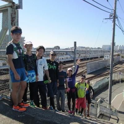 富士山も見える!マラソン体験観光ランは中野駅から武蔵野を大周回42km&30km&20km&10km
