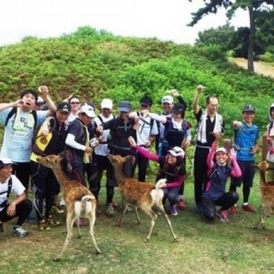 はじめての奈良若草山トレイルラン