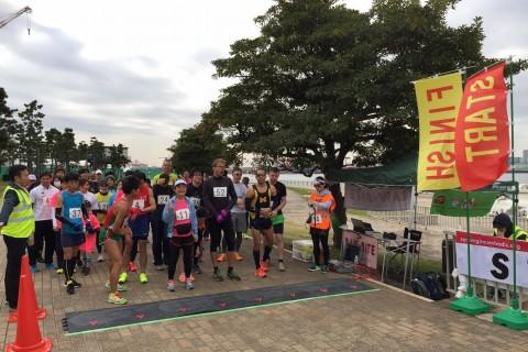 第20回彩湖エコマラソン THE HALF ボランティア募集
