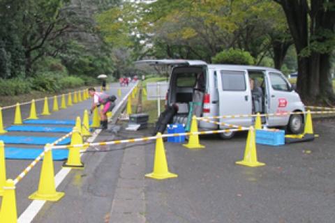 【10月開催】マラソン大会計測スタッフ研修(栃木・福島エリア)
