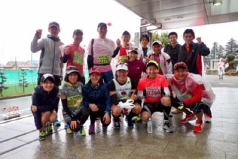 ランステ:岩原(ガン)コーチとめざそう「春のレースでサブ3.5」1-3月 単発 1/27