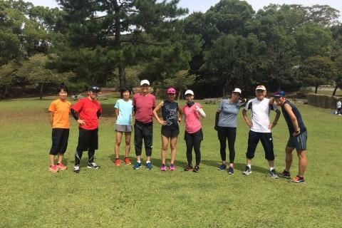 もっと楽に走りたい!!食と栄養と体の仕組みを、体験しながら学びませんか?オーガニックランチ付き