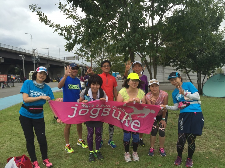 jogsukeランニング部