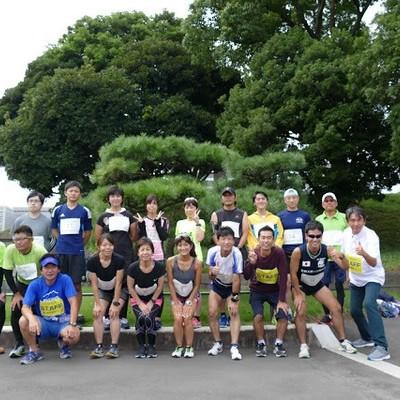 第4回平日皇居マラソン大会