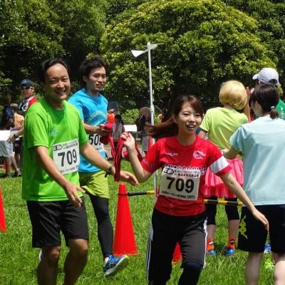 第1回LOVE LIKE RUNよこはま本牧市民公園マラソン