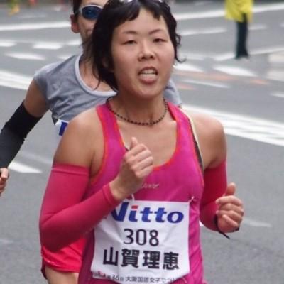 ランステ公認練習会:理恵コーチとがんばろう!サブ4向け皇居4周ナイトラン20キロ走 3月(2)