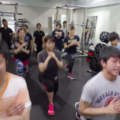 【筋トレ部】メンバー募集 都内、横浜で集まって一緒にダイエット、ボディメイクしたい方