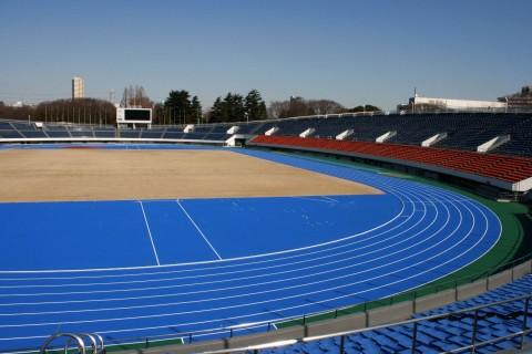 JSCA新春タイムトライアルin駒沢陸上競技場