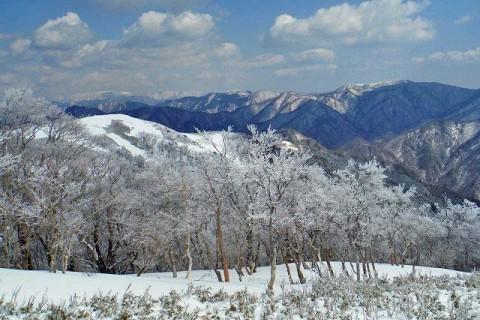 ≪ワンデルング≫[滋賀]はじめての雪山 in 綿向山【初・中級】
