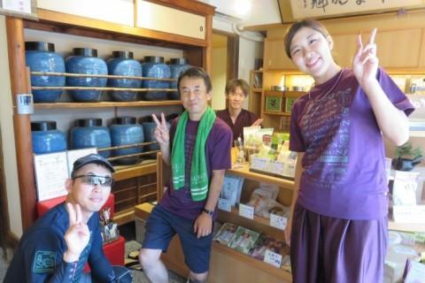 [JoyRun☆909th]<石畳の残る風情ある冬の武家屋敷と文化の香りがする本多の森5km>