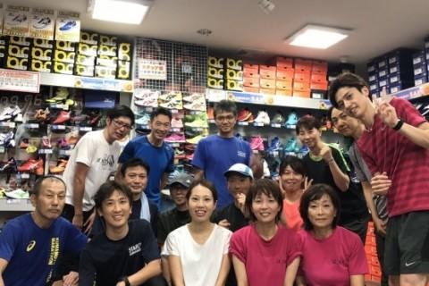 熊本城マラソン2018 完走応援ランニングクリニック!! ステップ熊本主催