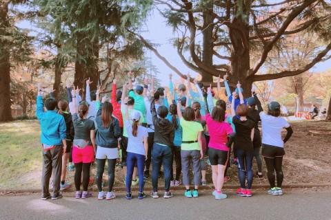フルマラソン完走プロジェクト練習会「つま先が外を向く方!怪我予防、フォーム改善トレーニング体験」