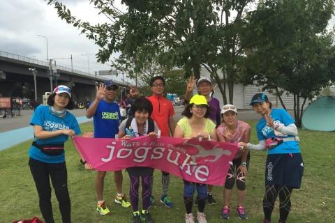 jogsukeランニング講座