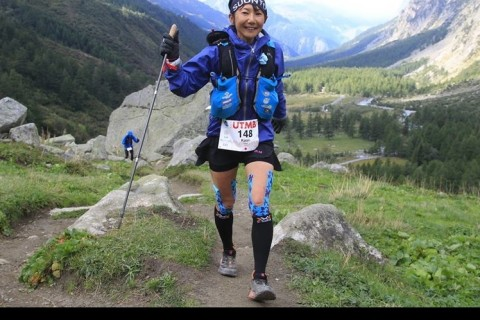 100マイル完走攻略プログラム第3弾 丹羽薫 京都花背トレイルキャンプ