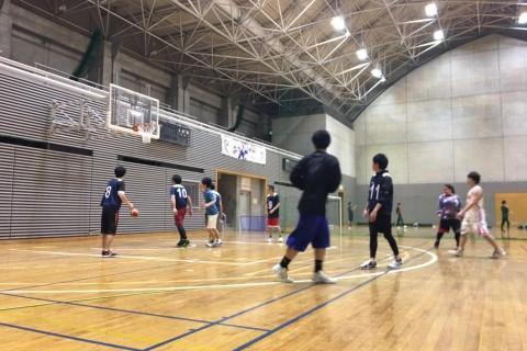 【バスケット】メンバー募集 新宿、都内で集まって練習会、ゲームをしたい方