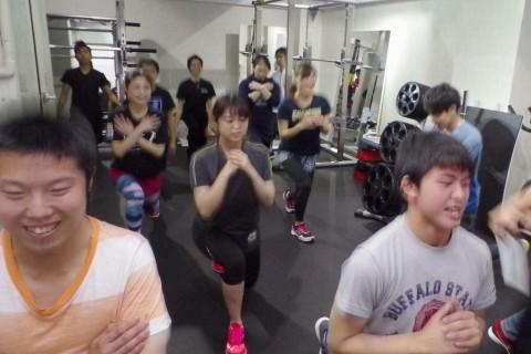 【トレーニング】筋トレ部メンバー募集 都内、横浜で集まって一緒にダイエット、ボディメイクしたい方